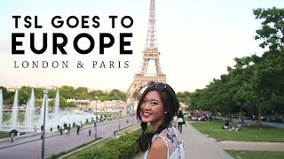 What To Do In London & Paris For The First Time - #TSLGoesEurope with STA Travel Part 1