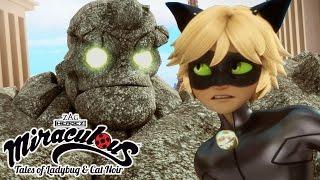 Miraculous Ladybug   🐞 Stoneheart - Origins Part 2 🐞   Ladybug and Cat Noir   Animation