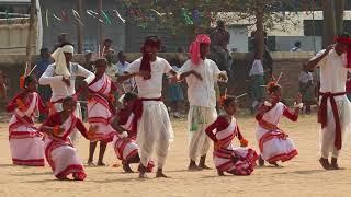 Download Video Hay re hamar sona jharkhand (है रे हमर सोना झारखंड) combined sport day khunti 9 February 2018 MP3 3GP MP4