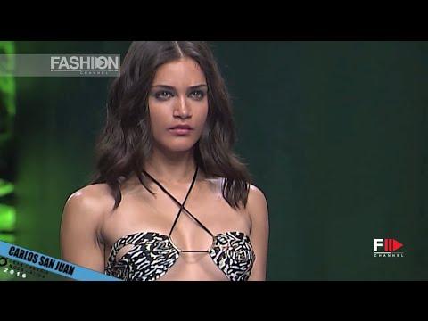 CARLOS SAN JUAN Full Show Spring 2017 | Gran Canaria Swimwear Fashion Week 2016 by Fashion Channel