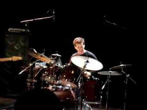 on-off - Loic Gerard drum solo 2