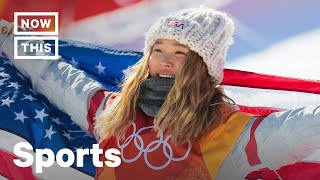 The Genesis of Chloe Kim: U.S. Snowboarder & Olympic Gold Medalist   NowThis