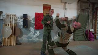 Тактический рукопашный бой. Лучшая самозащита