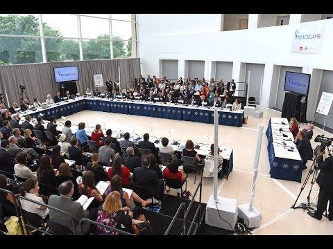 PeaceGame: Combatting Extremism's Contagion