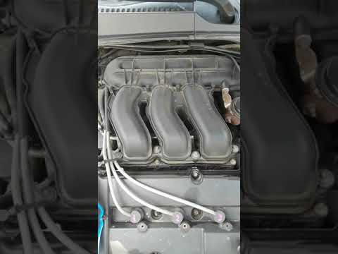 2001 Mercury Sable 3.0 Duratec Valve Cover Gasket Replacement