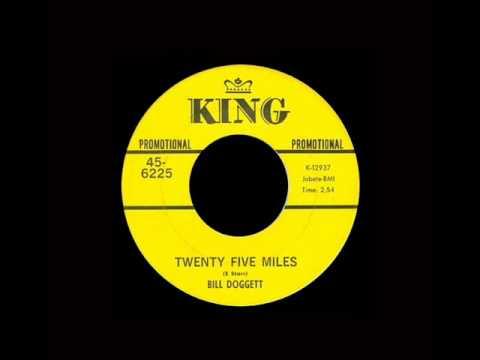 Bill Doggett - Twenty Five Miles