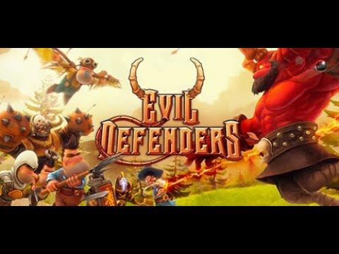 Evil Defenders Gameplay Part 1 |