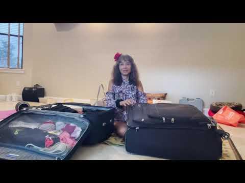 คุณยายอินเตอร์คนสวย;เก็บเสื้อผ้ายัดใส่กระเป๋าจะไปที่ไหนกันเล่า