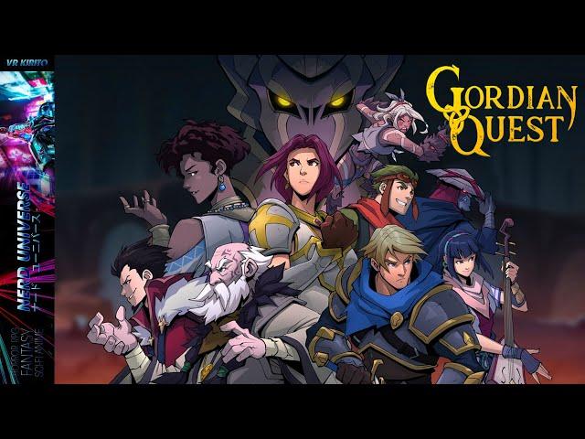 Gordian Quest   Story & Battle Episode ✩ PC [Deutsch] Indie Check