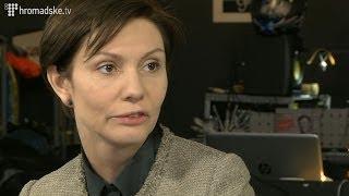 Олена Бондаренко пішла з Громадського