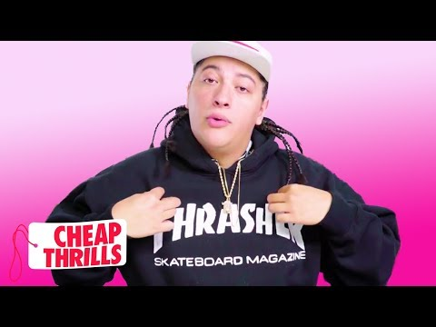 D.I.Y. Thrasher Hoodie with Theotis Beasley | Cheap Thrills | Tatered