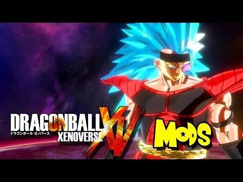 SSGSS3 Transformation for Your Custom Character!   Dragon Ball Xenoverse MODS