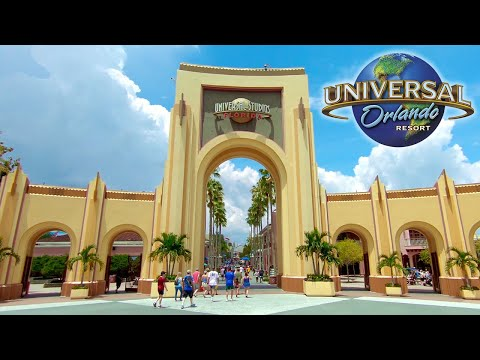 Universal Studios Orlando 2019 | Full Complete Walkthrough Tour