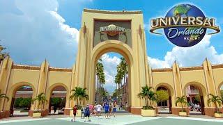 Universal Studios Orlando 2019 Full Complete Walkthrough Tour