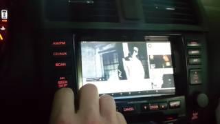 Мультимедиа Honda Accord 7