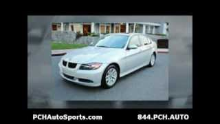 2006 BMW 325i For Sale PCH Auto Sports Used Pre Owned Orange County Dealership
