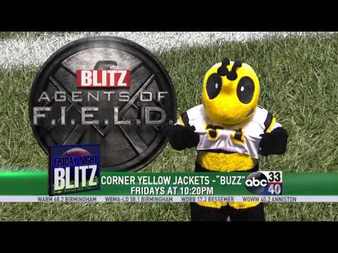 Friday Night Blitz ID: Corner High School Yellow Jackets