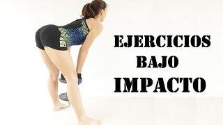 Ejercicios de bajo impacto | Cardio sin saltos con Elena Malova