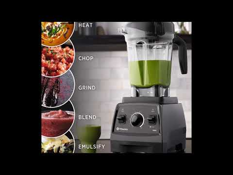 Vitamix 7500 Blender Reviews Professional-Grade