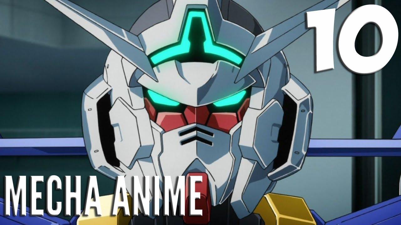 Top 10 Mejores Animes De Robot De Los 80 Youtube