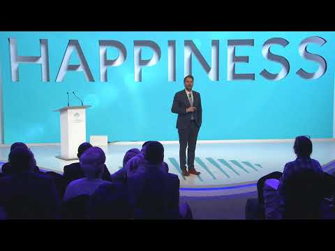 Searching The World For Happiness - Meik Wiking - WGS 2018