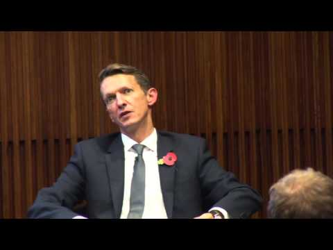 Bank of England Chief Economist Andy Haldane speaks at the TUC: audience Q&A