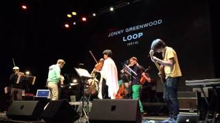 Jonny Greenwood & LCO - Encore 1 - Microtonal Shaker @ Yotaspace in Moscow, Russia