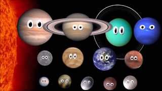What Planet Is It? with Pluto and Dwarf Planets - The Kids