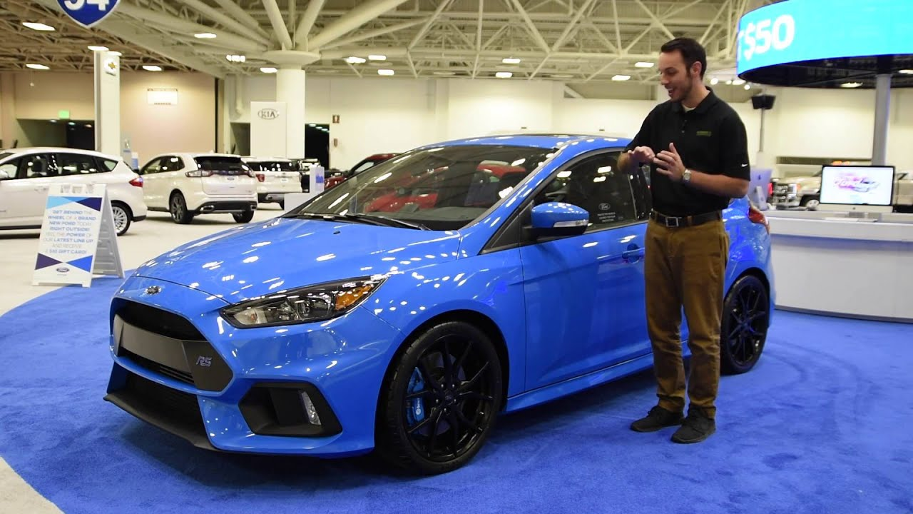 Minneapolis Auto Show >> New Focus Rs Raptor Escape 2016 Minneapolis Auto Show Youtube