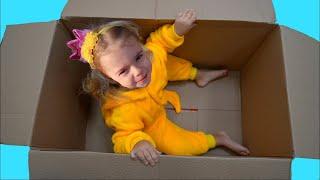 Bebelusul in cutie   Sketch Bogdan's Show   Video pentru copii