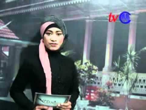 presenter berita sunda by aisyah.