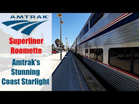 Amtrak's STUNNING Coast