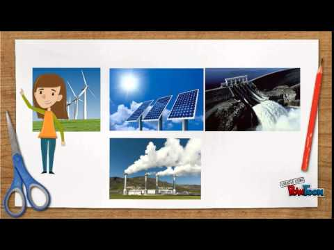 Fossil Fuels Vs Renewable Energy Sources Youtube