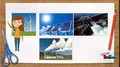 Fossil Fuels vs Renewable Energy Sources