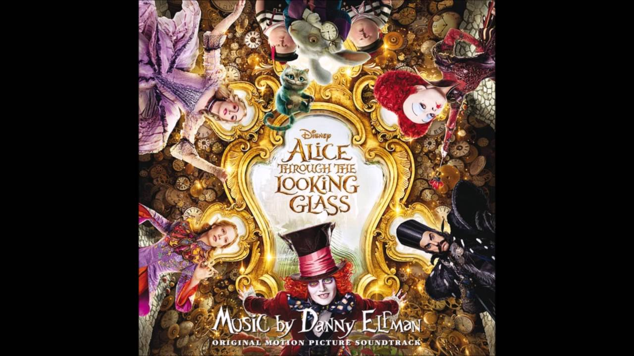Download Disney's Alice Through The Looking Glass - 28 - P!nk - Just Like Fire