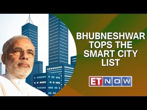 Bhubaneswar Tops The Smart City List