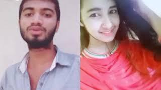 Kajol Kalo Akhi Re Tor Ghono Kalo chul   tik tok video  2018