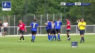 A-Junioren - 0:1 Jan Philipp Schuenke - VfR Aalen vs SV Waldhof Mannheim