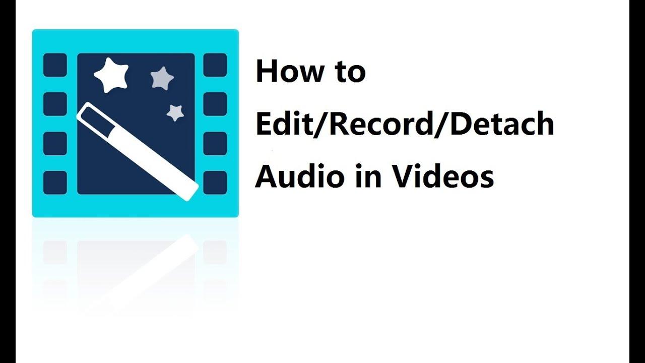 Separate Audio In Videos  (stepbystep Tutorial)