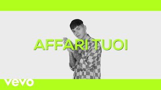 Blind - Affari tuoi - prod. Frenetik&Orang3 (Lyric Video)