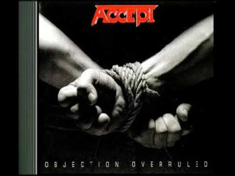Accept (1993) Objection Overruled *Album*