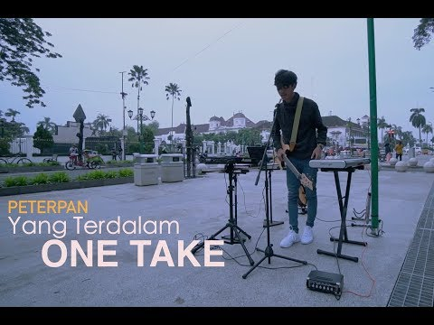 Peterpan - Yang Terdalam ( ONE TAKE - COVER ) By ALFFY REV