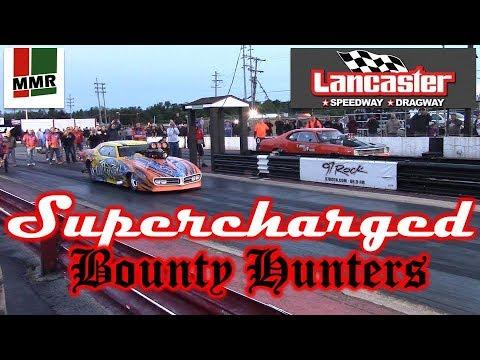 DOORSLAMERS |Supercharged Bounty Hunters Drag Racing(Lancaster Dragway - New York)