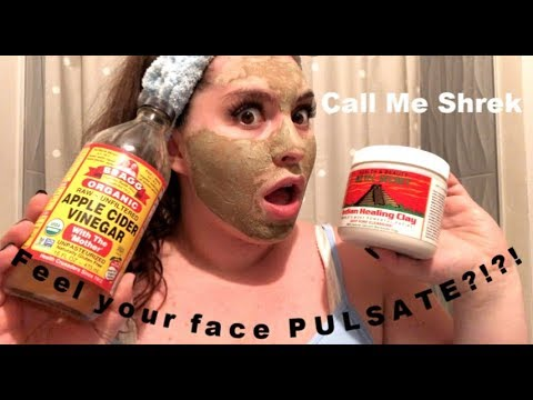 The Aztec Clay Mask...