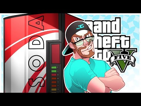 GTA 5 Roleplay - I BOUGHT A VENDING MACHINE!! (GTA 5 RP Multiplayer)