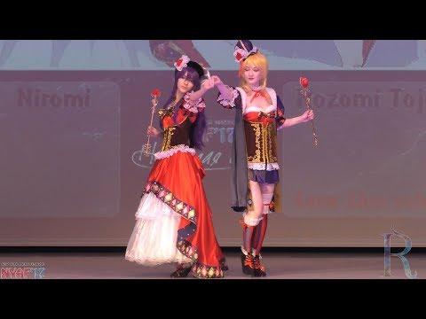 NYAF 2017. Rem_Shinikami, Niromi (Уфа): Love Live! School Idol Festival - Nozomi Tojo, Eli Ayase