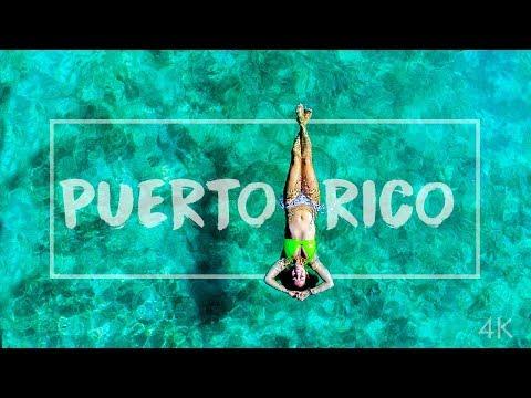Puerto Rico 4k Weekend Adventure