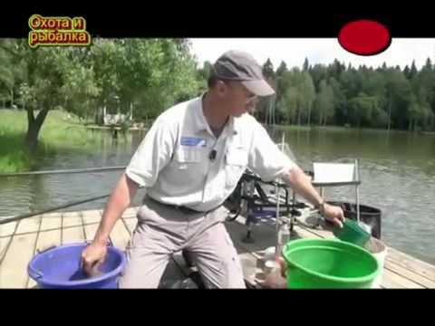 Ловля карпа. Поплавочный практикум. Рыбалка. - YouTube