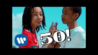 Смотреть клип Ybn Nahmir - All In Feat. Kamaiyah