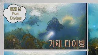 [아이참 다이빙] 거제 다이빙 part.2 (Feat.…
